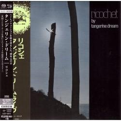 Tangerine Dream - Ricochet - Japan SACD-SHM vinyl replica