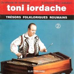 Toni Iordache - A virtuoso of the Cimbalon Vol.2 - CD
