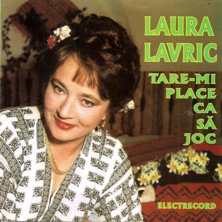 Laura Lavric - Tare-mi place ca sa joc - CD