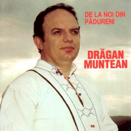 Drăgan Muntean - De la noi din Padureni - CD