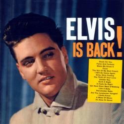 Elvis Presley - Elvis Is Back! - CD