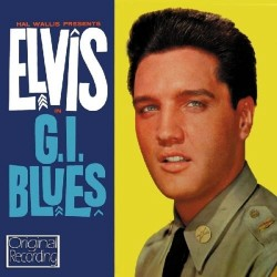 Elvis Presley - G.I. Blues - CD