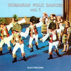 V/A - Romanian Folk Dances Vol.1 - CD