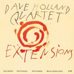 Dave Holland Quartet - Extensions - CD vinyl replica