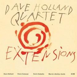Dave Holland Quartet - Extensions - CD vinyl replica