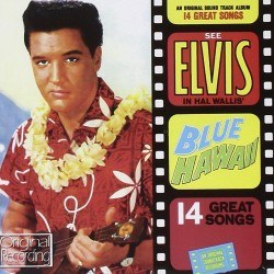 Elvis Presley - Blue Hawaii - CD