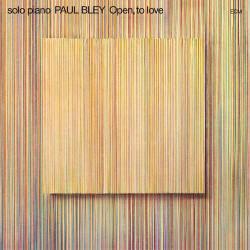 Paul Bley - Open, to love - CD vinyl replica