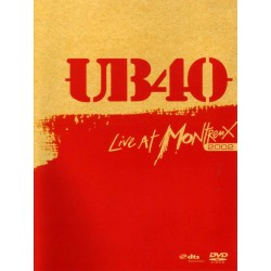 Ub 40 - Live At Montreux 2002 - DVD