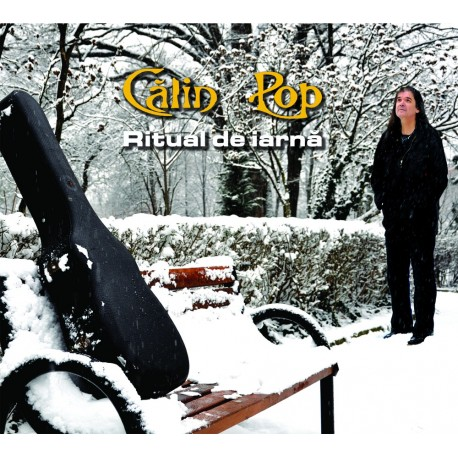 Calin Pop - Ritual de iarna - CD digipack