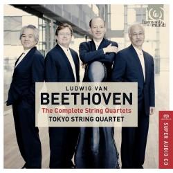 Ludwig Van Beethoven - Tokyo String Quartet - Complete String Quartets Box set - 8 SACD-Hybrid
