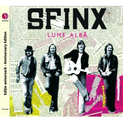 Sfinx - Lume albă - CD digipack