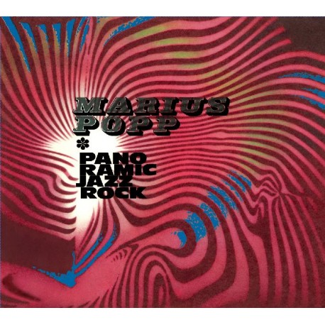 Marius Popp - Panoramic Jazz Rock (limited edition) - CD Digipack