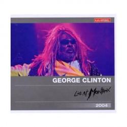 George Clinton - Live At Montreux 2004 - CD