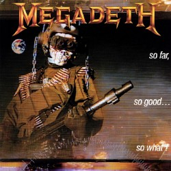 Megadeth - So Far, So Good... So What! - CD