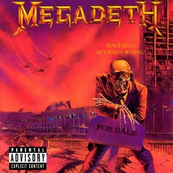 Megadeth - Peace Sells... But Who's Buying? - CD