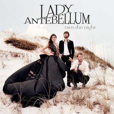 Lady Antebellum - Own The Night - CD