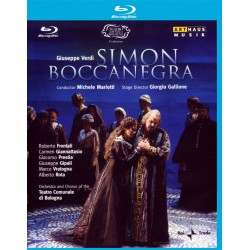 Giuseppe Verdi - Simon Boccanegra - Blu-ray