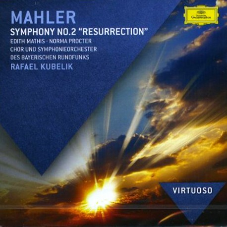 Gustav Mahler - Symphony No.2 - CD