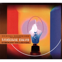 Tangerine Dream - Cyberjam Collection - CD digipack
