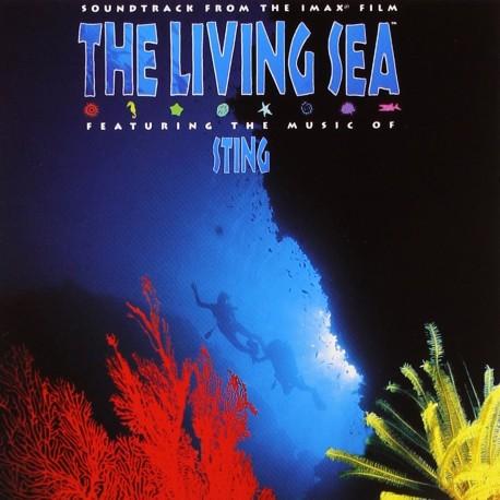 Sting - Living Sea - OST - CD