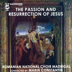 Madrigal - The Passion And Resurrection Of Jesus - CD