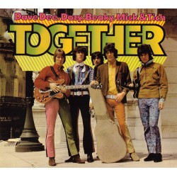 Dave Dee, Dozy, Beaky, Mick & Tich - Together - CD digipack