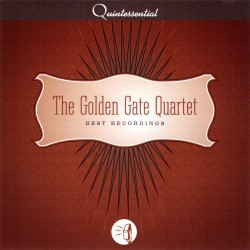 The Golden Gate Quartet - Best Recordings - CD