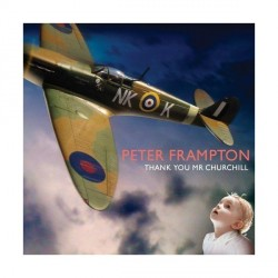 Peter Frampton - Thank You Mr. Churchill - CD