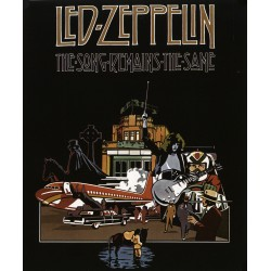 Led Zeppelin - The Song Remains the Same - DVD