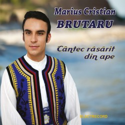 Marius Cristian Brutaru - Cantec rasarit din ape - CD