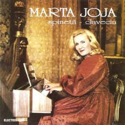 Marta Joja - Recital de spineta-clavecin - CD