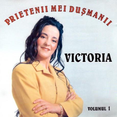 Victoria Pene (muzica stil manele) - Prietenii mei, dusmanii - CD