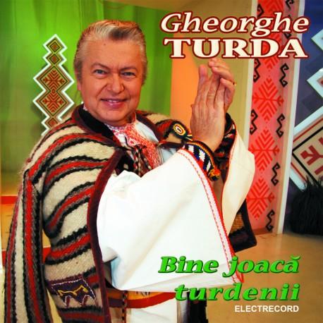 Gheorghe Turda - Bine joaca, turdenii - CD