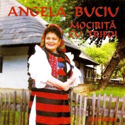 Angela Buciu - Mociriţă cu trifoi - CD