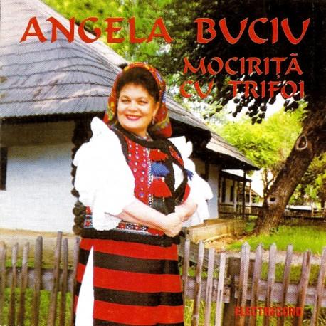 Angela Buciu - Mocirita cu trifoi - CD