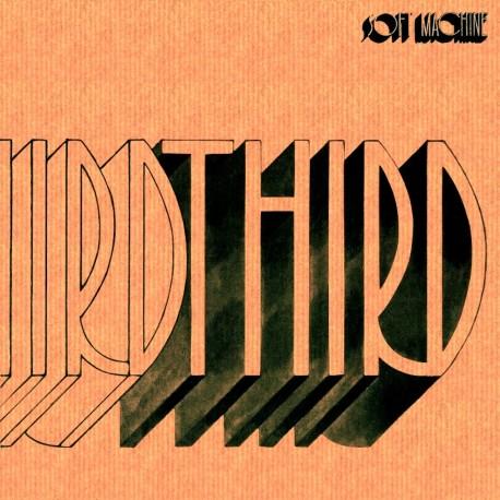 Soft Machine - Third - 2CD