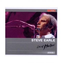 Steve Earle - Live At Montreux 2005 - CD