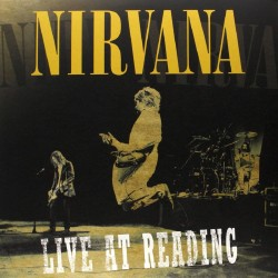 Nirvana - Live At Reading - CD
