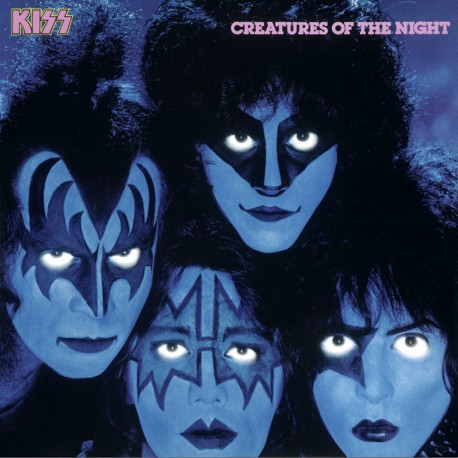 Kiss - Creatures Of The Night - CD