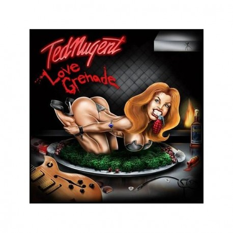 Ted Nugent - Love Grenade - CD