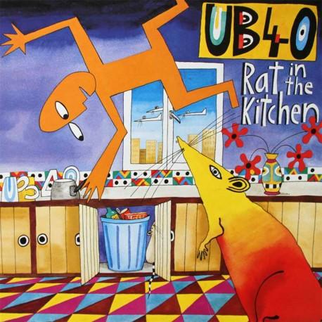 Ub 40 - Rat In The Kitchen - CD