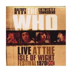 Who - Live At The Isle Of Wight Festival 1970 - 2CD