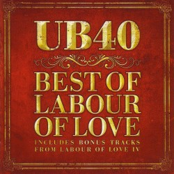 Ub 40 - Best Of Labour Of Love - CD