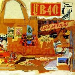Ub 40 - Baggariddim - CD