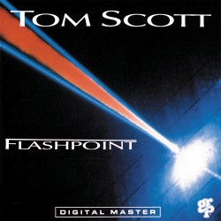 Tom Scott - Flashpoint - Cut-out vinyl LP