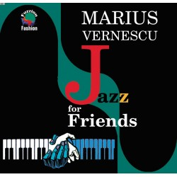 Marius Vernescu - Jazz For Friends - CD Digipack