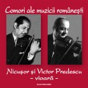 Nicuşor şi Victor Predescu - Comori ale muzicii româneşti - CD
