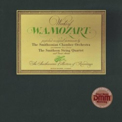 Wolfgang Amadeus Mozart - Works Of W.A. Mozart - 6 LP Box