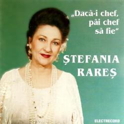 Ştefania Rareş - Dacă-i chef, păi chef să fie - CD