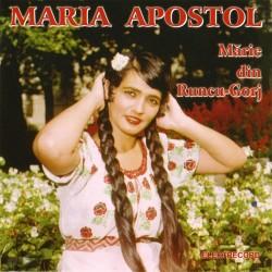 Maria Apostol - Mărie din Runcu Gorj - CD